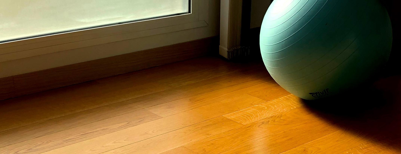 radiant heated floors